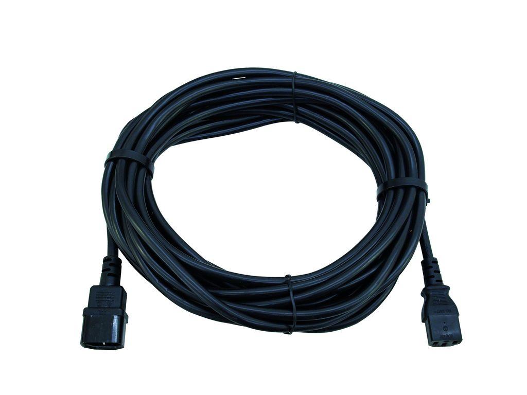 Fotografie IEC prodlužovací kabel, 10 m