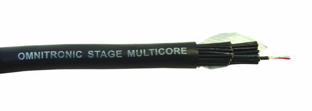 Kabel multicore symetrický 24 párový, role 100m