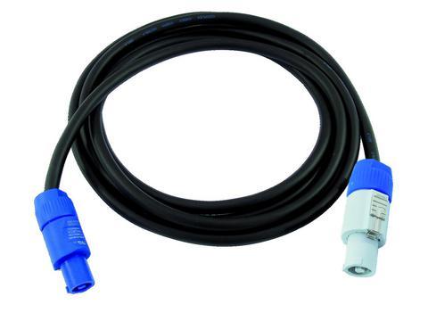 Fotografie PSSO Powercon prodlužovací kabel 1,5m, 3x1,5mm